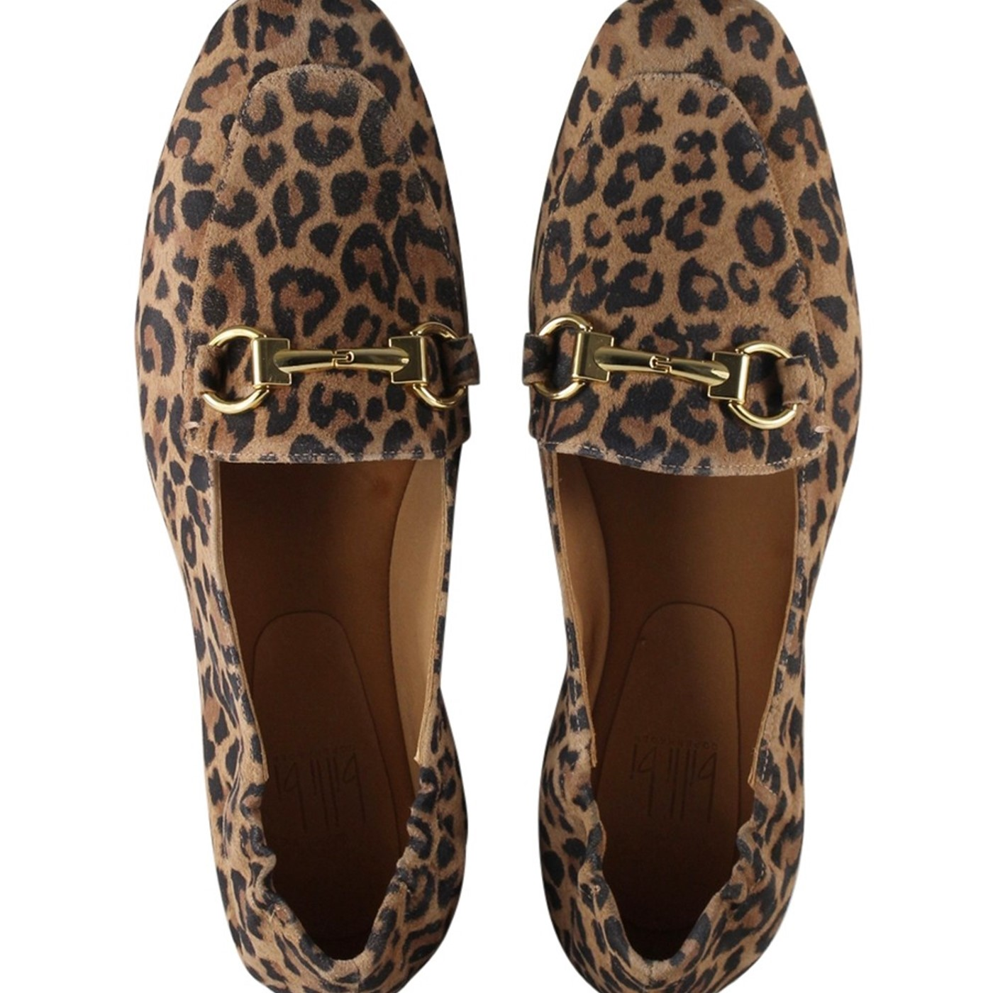 060b9b3e18b LOAFER I LEOPARD (15221) - Holst Sko