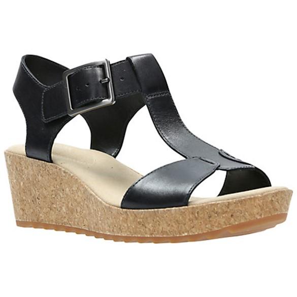 Dame sandal (20271) BRUN Holst Sko