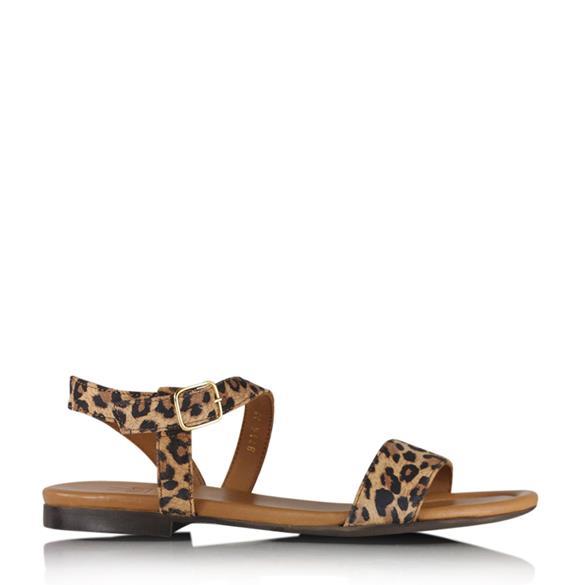 13a0a343041 Billi Bi damesandal (8714) leopard