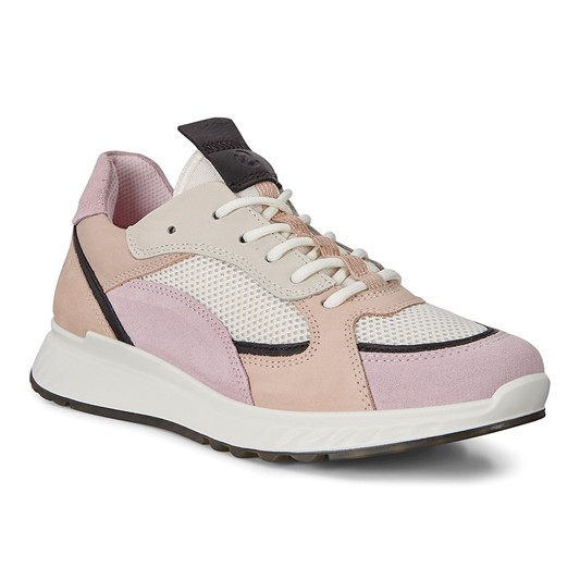 ECCO St.1 W Sneakers Pink